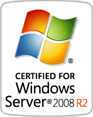 Windows Server 2008 R2 Certified